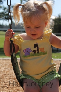 Swinging Kyla