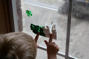 Window paninging