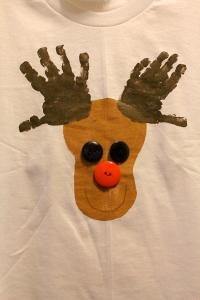 Kyla's reindeer