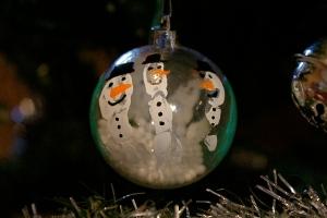 Lucas' ornament