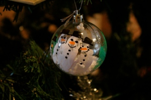 Kyla's ornament