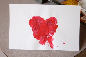 K's 1st Doted Heart