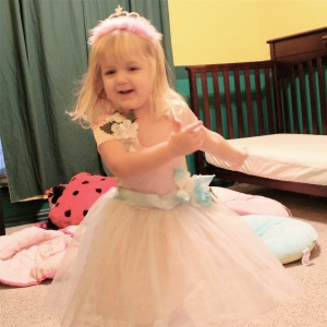 Ballet Princess Kyla