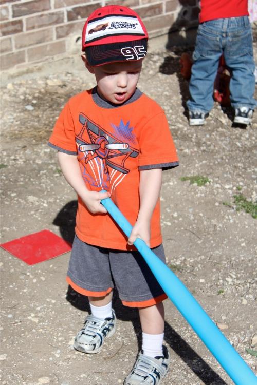 Baseball Lucas