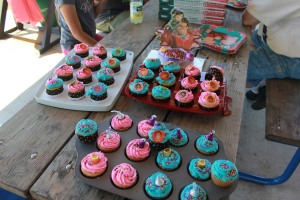 Cupcakes by Aunt D