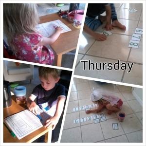 Math Day!
